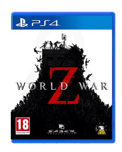 World War Z (PS4) - Rabljeno