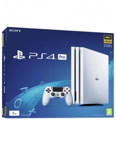 Rabljeno - PlayStation 4 PRO 1TB (PS4) bele barve