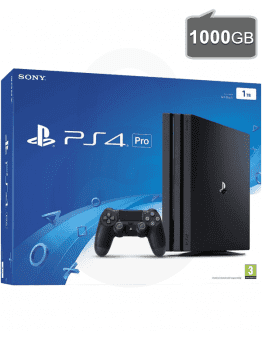 PlayStation 4 (PS4) PRO 1TB