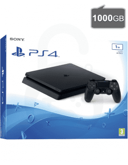 Rabljeno - PlayStation 4 (PS4) Slim 1000GB + Garancija
