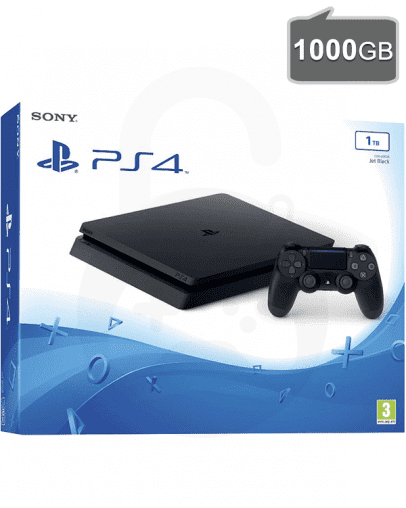 PlayStation 4 (PS4) Slim 1000GB