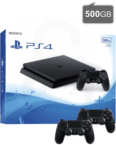 PlayStation 4 Slim 500GB + Dodatni PS4 Kontroler (PS4)