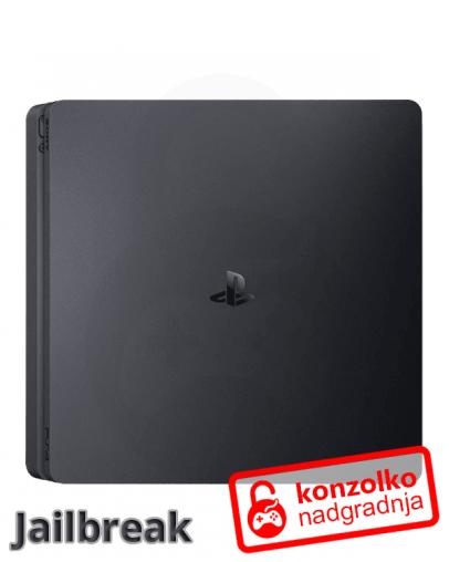 Playstation 4 (PS4) Playstation 4 (PS4) Slim Jailbreak PRO v5.07 + Posodobitve + Navodila