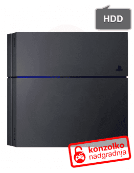 Playstation 4 (PS4) Nadgradnja Trdega Diska