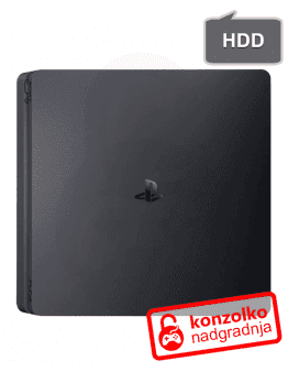 PlayStation 4 (PS4) Slim Nadgradnja Trdega Diska