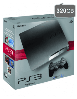 Rabljeno - Playstation 3 (PS3) Slim 320GB + Garancija