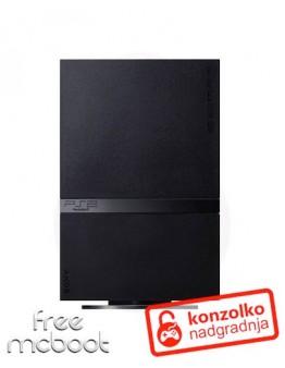 Playstation 2 (PS2) Slim Free McBoot + namestitev + navodila