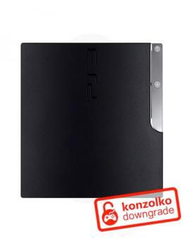 Playstation 3 (PS3) Slim Downgrade + Jailbreak PRO v4.85 + Čiščenje + Navodila