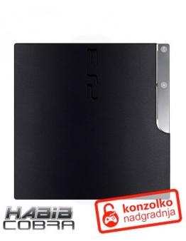 Playstation 3 (PS3) Slim Jailbreak PRO v4.83 + Čiščenje + Navodila + 1 leto BREZPLAČNE posodobitve