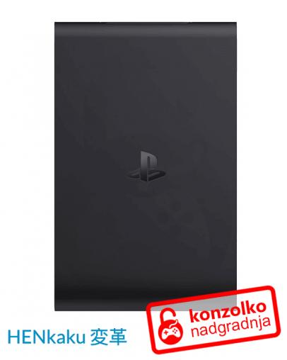 PlayStation TV HENkaku Enso (PSVita igre) + Adrenaline (PSP igre) + Navodila