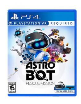 Astro Bot Rescue Mission (PlayStation VR)