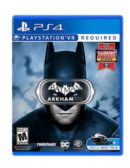 Batman Arkham VR (PlayStation VR)
