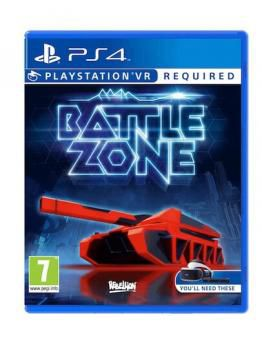 Battlezone VR (PlayStation VR) - Rabljeno