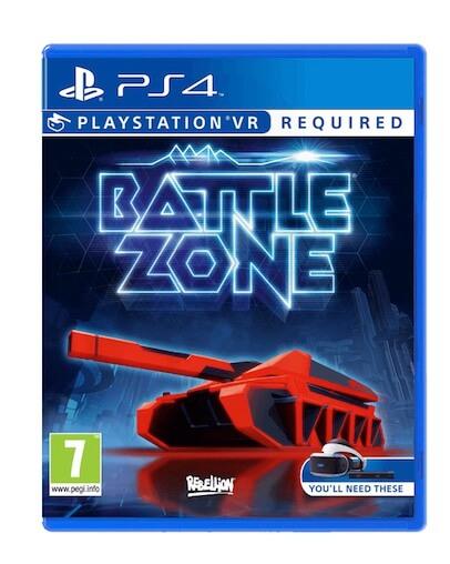 Battlezone VR (PlayStation VR) - Rabljeno