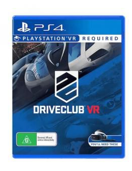 DriveClub VR (PlayStation VR)