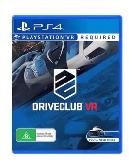 DriveClub VR (PlayStation VR) - Rabljeno