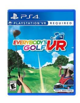 Everybody's Golf VR (PlayStation VR)