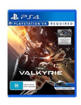 EVE Valkyrie VR (PlayStation VR)