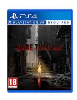 Here They Lie VR (PlayStation VR)