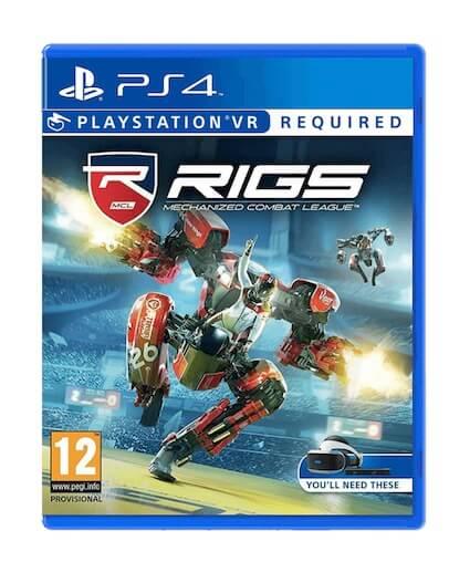 Rigs Mechanized Combat League VR (PlayStation VR) - Rabljeno