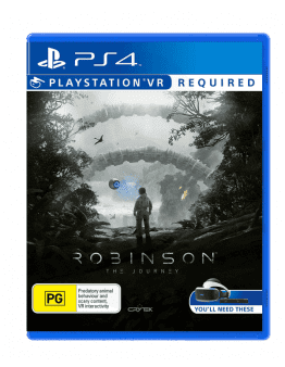Robinson The Journey VR (PlayStation VR)