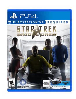 Star Trek Bridge Crew VR (PlayStation VR)