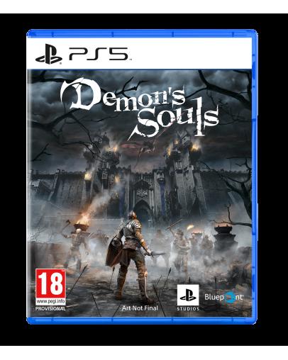 Demons Soul Remake (PS5) - Rabljeno
