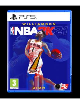 NBA 2K21 Standard Edition (PS5)