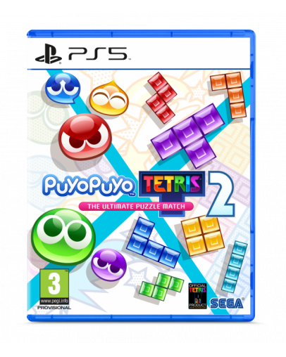 PS5 igra Puyo Puyo Tetris 2 Limited Edition