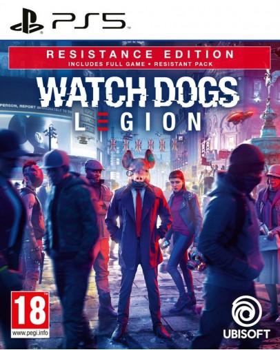 Watch Dogs Legion (PS5)