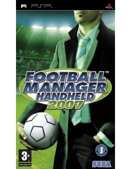 Football Manager Handheld 2007 (PSP) - Rabljeno