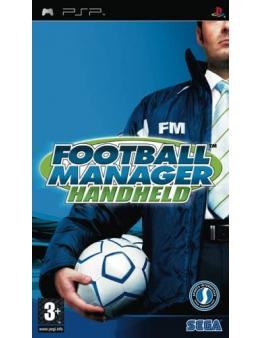 Football Manager Handheld (PSP) - Rabljeno