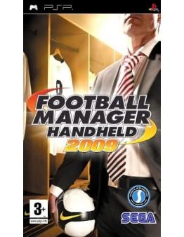 Football Manager Handheld 2009 (PSP) - Rabljeno