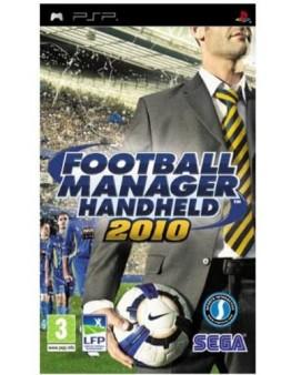 Football Manager Handheld 2010 (PSP) - Rabljeno