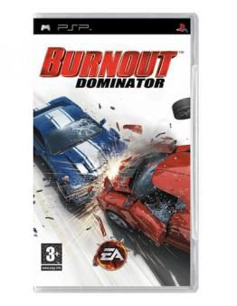 Burnout Dominator (PSP) - Rabljeno