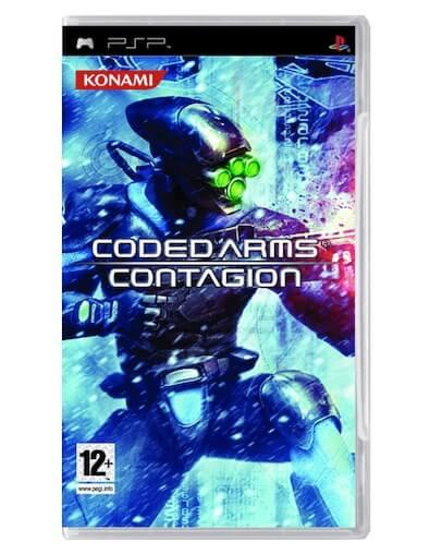 Coded Arms Contagion (PSP) - Rabljeno