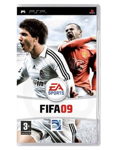FIFA 09 (PSP) - Rabljeno