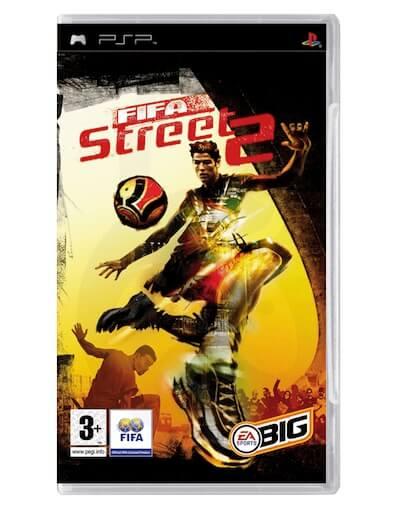 FIFA Street 2 (PSP) - Rabljeno