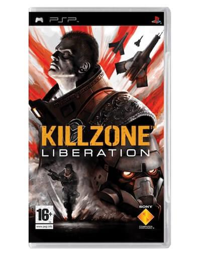 Killzone Liberation (PSP) - Rabljeno