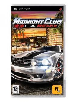 Midnight Club L. A. Remix (PSP) - Rabljeno