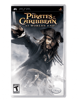 Pirates Of The Caribbean At Worlds End (PSP) - Rabljeno