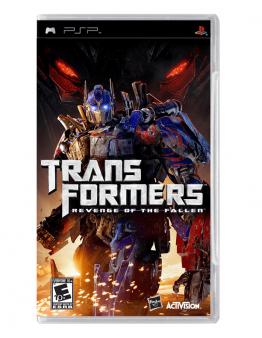 Transformers Revenge of the Fallen (PSP) - Rabljeno