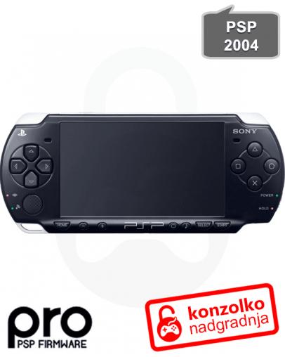 Sony PSP 2004 6.61 PRO v4 Ultimate + Navodila + 1 leto BREZPLAČNE posodobitve