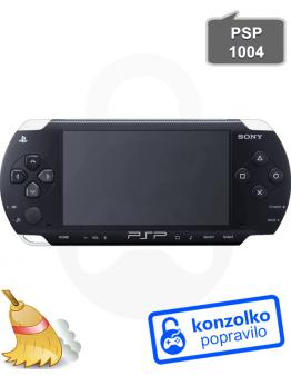 Sony PSP 1004 Temeljito Čiščenje