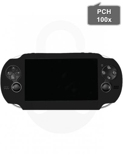Sony PS Vita (PCH-100x) silikonska zaščita, črna
