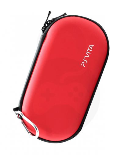 Sony PSVita torbica, rdeča