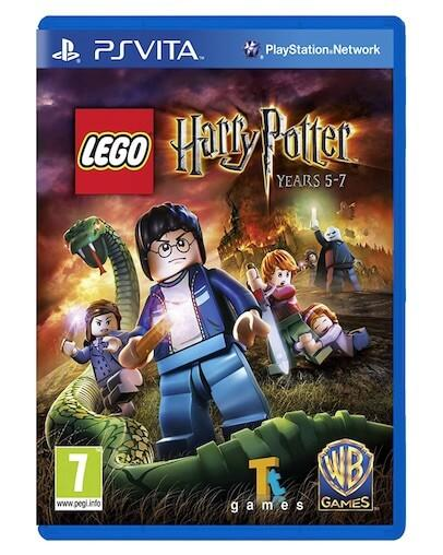 LEGO Harry Potter Years 5-7 (PS VITA) - Rabljeno