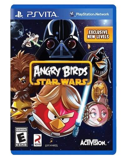 Angry Birds Star Wars (PS VITA) - Rabljeno