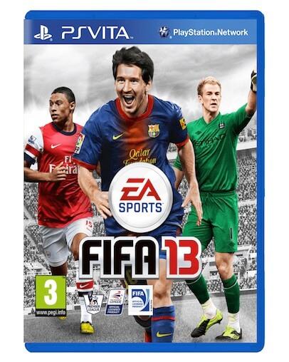 FIFA 13 (PS VITA) - Rabljeno