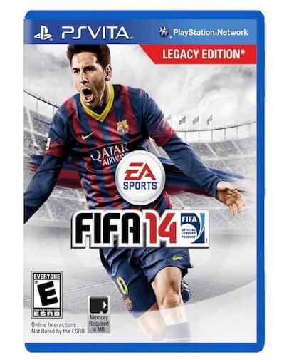 FIFA 14 (PS VITA) - Rabljeno